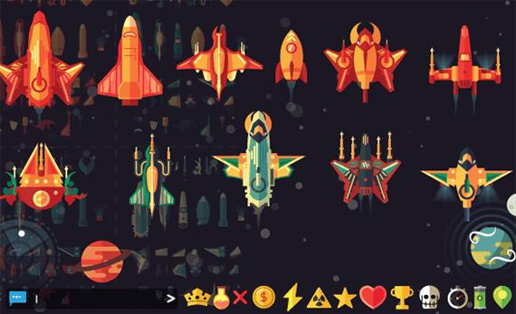 Spaceship Pack